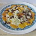 insalata finocchio arancia