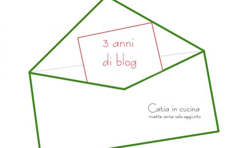 Tre anni di blog e una novità