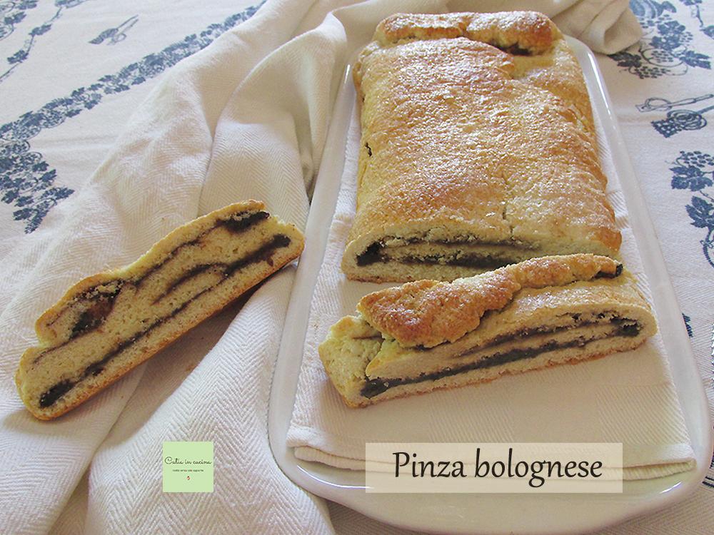 pinza bolognese ricetta tradizionale