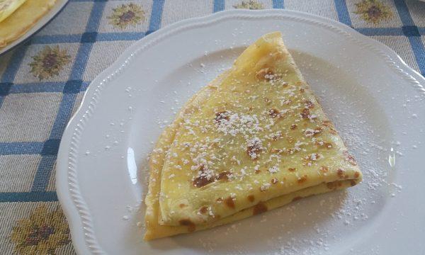 Crepes farcite alla Nutella, ricetta di Flavia e Francesca