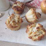 muffin alle mele senza uova