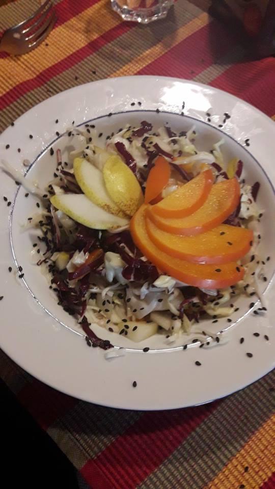 insalata con cacomela Milena