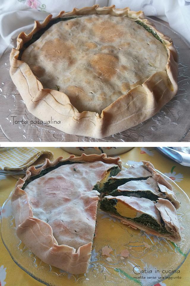 torta pasqualina prima versione