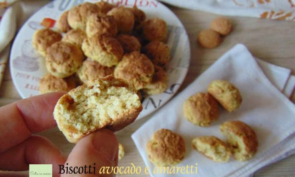 Biscotti avocado e amaretti (e altre proposte)