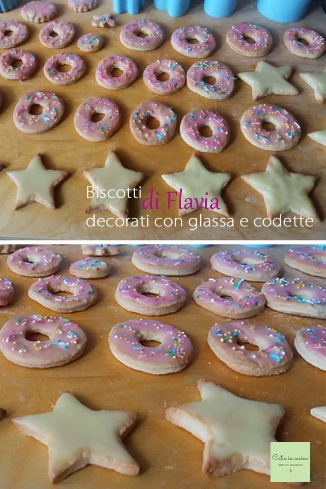 biscotti decorati di Flavia foto Flavia