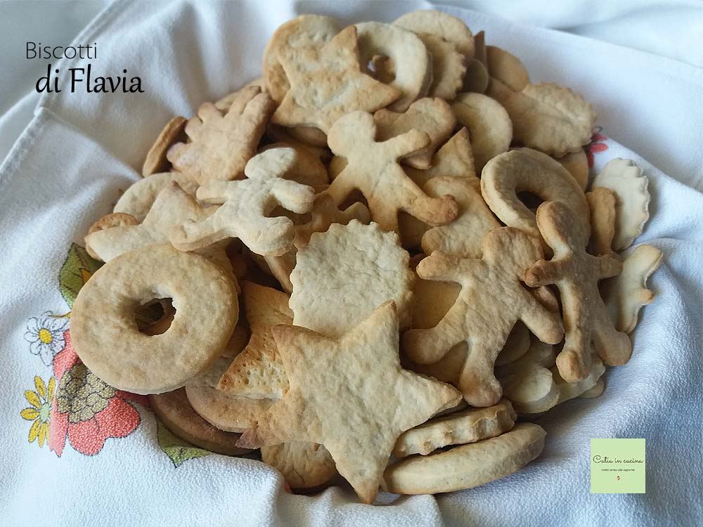 biscotti di Flavia