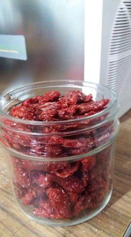 pomodori secchi - Patrizia