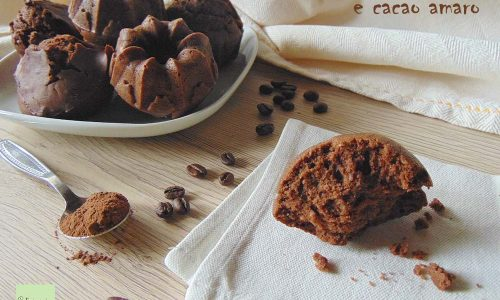 Ciambelline al caffè (e cacao)