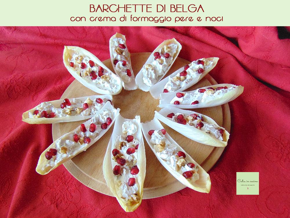 barchette di belga
