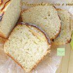 plumcake cocco e mele ricetta kefir