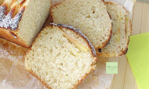 Plumcake cocco e mele – ricetta kefir