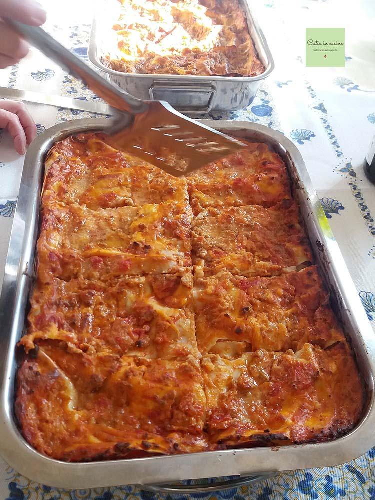 lasagne della sandra