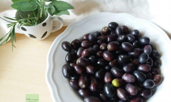 Olive cotte in padella, in due versioni