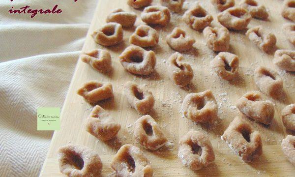 Gnocchi di farina di farro integrale – ricetta base