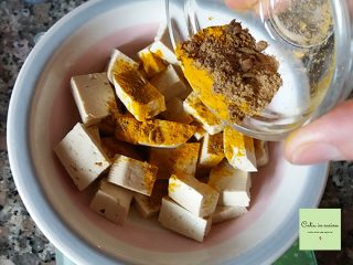 curry patate e tofu step1
