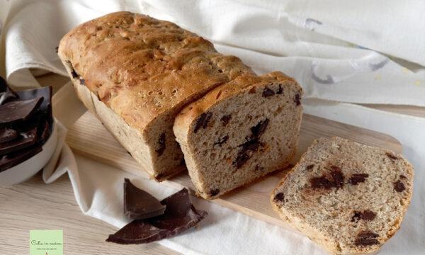 Pane al cioccolato fondente