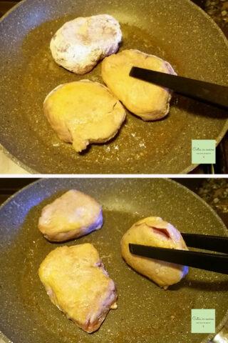 medaglioni di filetto di maiale cottura