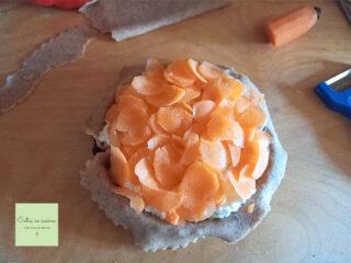 tartelletta alla carota