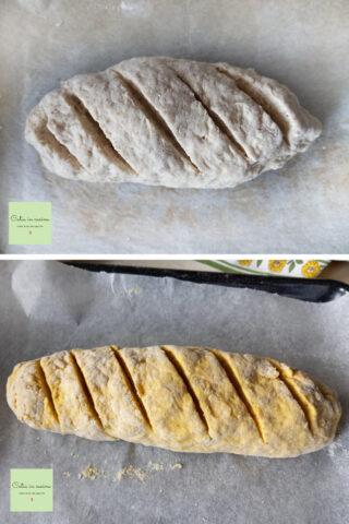 soda bread differenze colore impasto