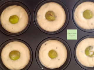 muffin Laura da cuocere