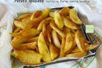 patate speziate al forno con la buccia