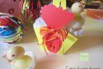 cestini di carta decorati-pasqua