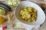 Cuocere i cetrioli si può! Cetrioli allo zenzero