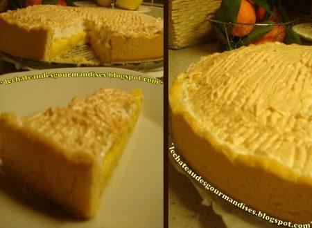 Crostata meringata al limone