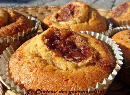 Muffins morbidissimi alla banana e cannella