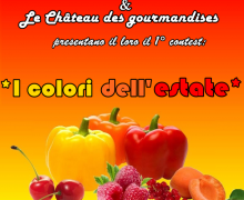 banner I colori dell'estate