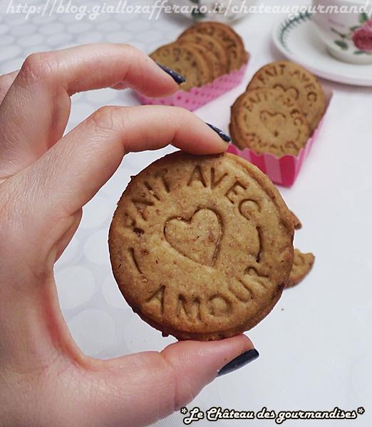 Biscotti digestive fatti in casa - Faretti in casa ...