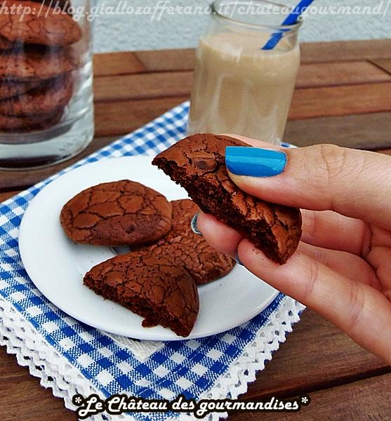 Outrageous chocolate cookies di Martha Stewart