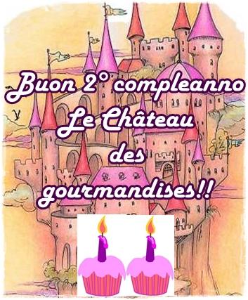 buon 2° compleanno blog