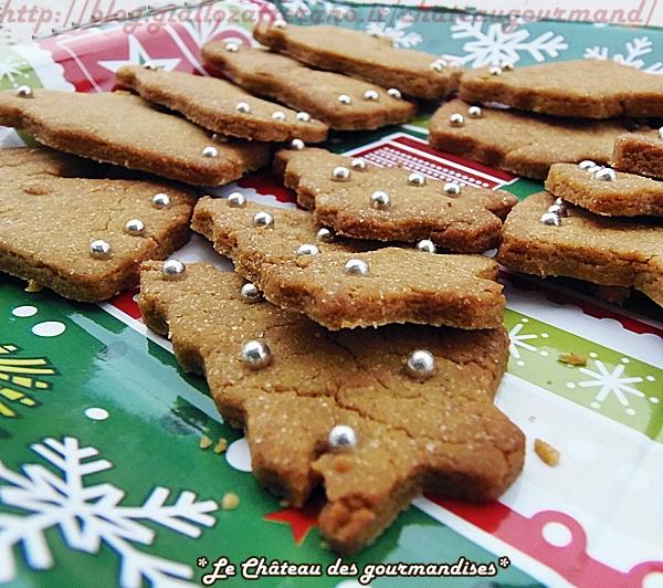 Biscotti di Natale con olio di oliva e cannella