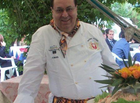 Ricetta regalata dall'Amico Chef Santino Strizzi: Risotto Camparino