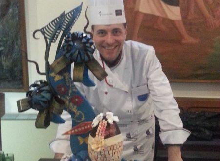 Ricetta regalata dall'Amico Chef pasticcere Tommaso Molara: bavarese pistacchio mandorla