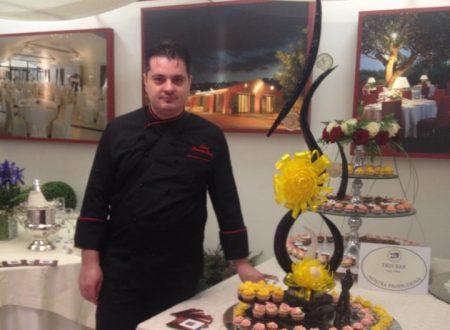 Ricetta regalata dallo Chef Pietro Guarnera: Cuore di Cioccolato al lampone