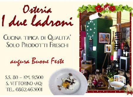 Ricetta regalata dall'Amico Stefano Mazzetta dell'Osteria Due Ladroni : Chitarrina all'uovo aquilana con gamberi