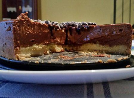 Ricetta regalata dall'Amico Armando Palmieri: Cheesecake al cioccolato