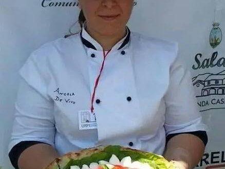 Angela De Vivo e il suo Amore sconfinato per l'Arte della Pizza…