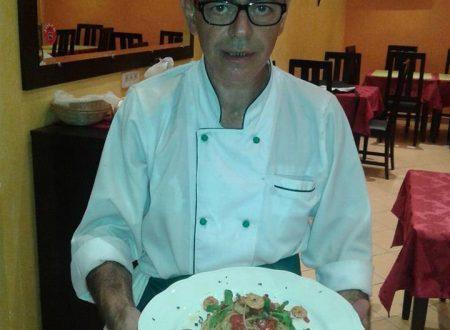 Ricetta regalata dall'Amico Nicola Colletti: linguine ai gamberi con salsa di pistacchio