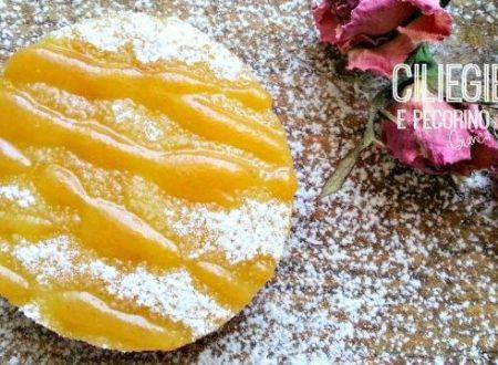 Ricetta regalata dall'Amica Bianca Re: Tenerina al cioccolato bianco al profumo di vaniglia e salsa di pesche