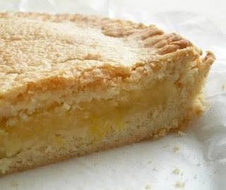 Ricetta regalata dall'Amico Marco Corrado: Torta di limone mantovana.
