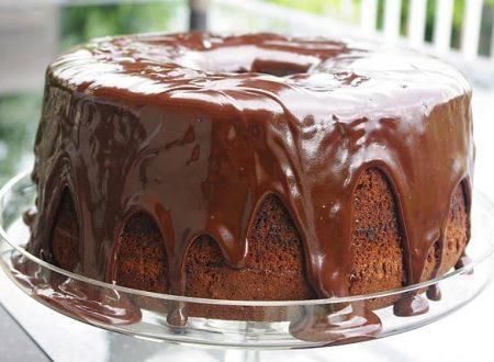 Cake senza latte e senza uova