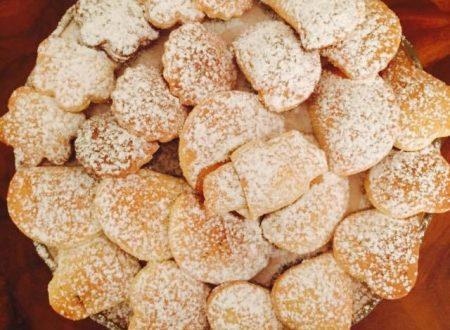 Biscottini di frolla ripieni di Annamaria Pavone