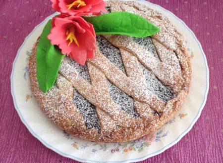 Crostata con confettura d'uva di Maristella Palumbo
