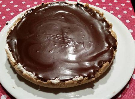 Torta Mascarpone e Cioccolato senza cottura di Anna Maria Quartarone
