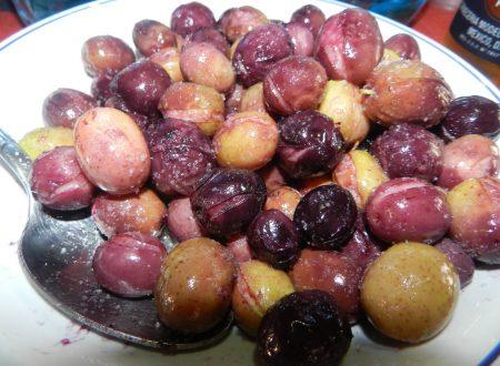 Olive pugliesi fritte