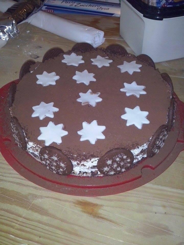 torta pan di stelle amica