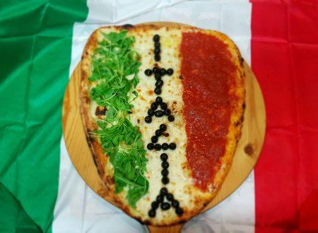 """La vera """"Pizza Tricolore"""" solo al GreenWood di Matino"""